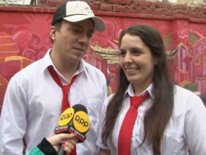 Yiddá Eslava denuncia el robo de su cartera durante Teletón 2013