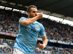 Manchester City acabó con el invicto del Everton al derrotarlo 3-1