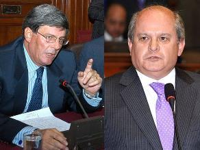 Corte Suprema desestima hábeas corpus de Rey contra ministro Cateriano