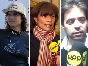 Mulanovich, Cecilia Tait y Jaime Yzaga felicitaron a RPP por sus 50 años