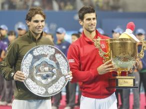 Rafael Nadal pierde el título de Pekín pero vuelve al 1 del ATP
