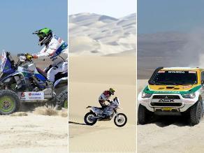 Spinelli, Quintanilla y Casale son los campeones del Desafío Inca 2013
