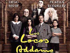 Los Locos Addams: una familia muy normal que llega al teatro