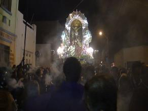 Chiclayo: Señor de los Milagros congregó a miles de fieles