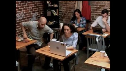 Carrie: productores del filme causan terror en cafetería