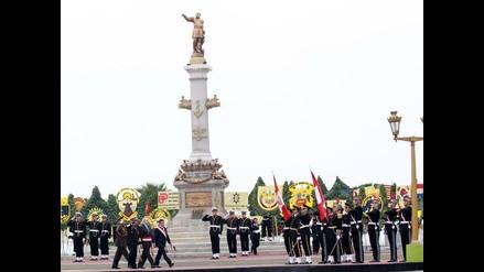 8 de octubre: Se conmemora el Combate de Angamos y el sacrificio de Grau
