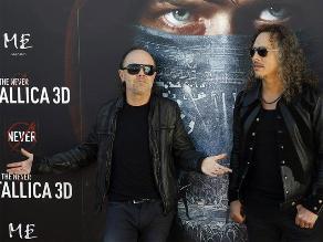 Metallica cuenta cómo nació la idea de hacer su película
