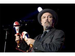 Rubén Blades motiva a selección de futbol de Panamá