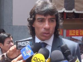 Francisco Pizarro: No estoy aferrado al cargo, solo colaboro con el equipo