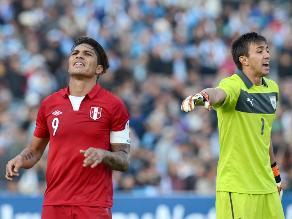 García Pye: Corinthians es responsable si Paolo Guerrero se lesiona más