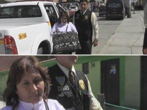 Huaraz: Mamá de ´Gringasha´ es condenada a 6 años de prisión efectiva