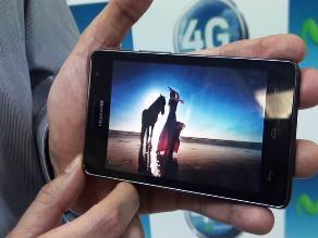 Telefónica invertirá US$400 millones en servicios 4G en Perú