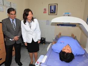 Asegurados de EsSalud reciben atención en hospitales de la solidaridad