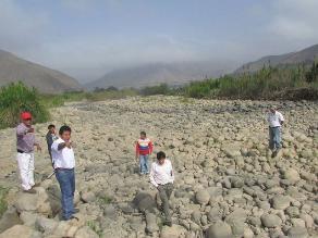 Trujillo: piden declarar en emergencia al río Moche