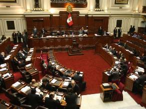 Congreso de la República se suma a las felicitaciones a RPP Noticias