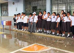Más de 300 escolares afectados por colegio inconcluso en Ferreñafe