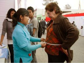Alarma en salud:  Perú entre los diez países con mayor índice de obesidad