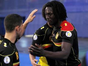 Bélgica vence 2-1 a Croacia y vuelve a un Mundial luego de 12 años