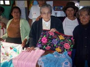 Hermana Covadonga: ´Me quedé en Ayacucho para dar consuelo y ayudar´
