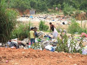 Piura: Unas 70 toneladas de basura diaria se recogen en Paita