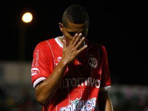 Juan Aurich anunció desvinculación de Alexander Sánchez del club
