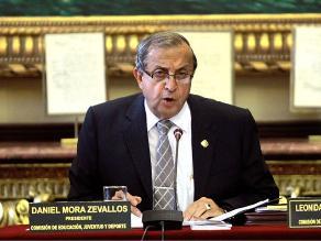 Daniel Mora: El prestigio del Perú está en juego en Panamericanos