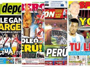 Prensa se emocionó con elección de Lima en los Juegos Panamericanos