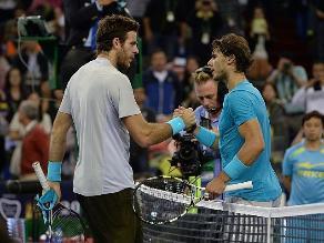 Rafael Nadal: El juego de Juan Martín del Potro roza la perfección