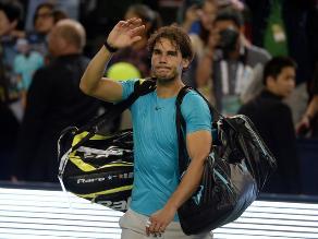 Mira las reacciones de Rafael Nadal en su derrota ante Del Potro