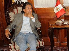 Declaran reo contumaz a exjefe de seguridad de Alejandro Toledo