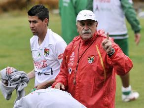 Xabier Azkargorta sobre duelo con Perú: