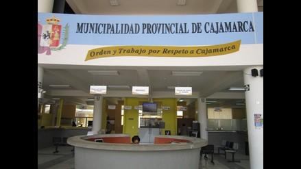 Cajamarca: municipalidad terminará obras con préstamo ante el MEF