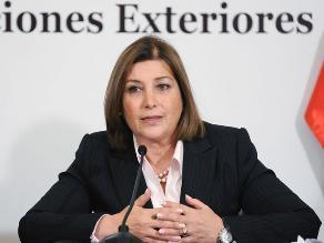 Congresistas debaten sobre pedido de censura a Eda Rivas