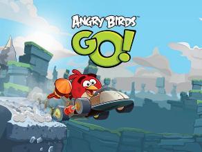 Así luce Angry Birds Go!, nuevo juego de carreras