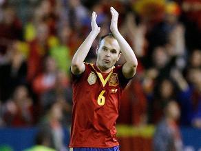 España vence 2-0 a Georgia y clasifica al Mundial donde defenderá título