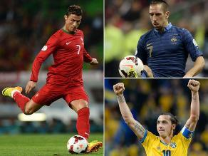 Estas selecciones europeas jugarán repechaje para llegar al Mundial