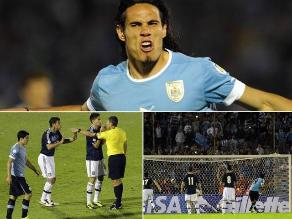 Así venció Uruguay a Argentina y quedó listo para chocar con Jordania