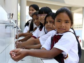 Mayoría de enfermedades se evita con lavado de manos