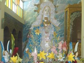 Virú: culminan restauración de sagrada imagen de Virgen de los Dolores