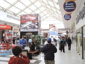 Día de Shopping incrementó ventas en centros comerciales en 70%