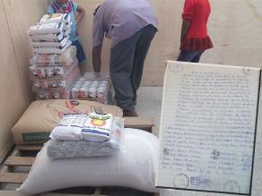 Huaral: hallan partículas de plástico en harina entregada por Qali Warma