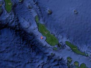 Terremoto de 6,8 grados remece Papúa Nueva Guinea