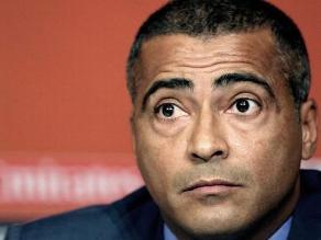 Romario critica duramente a la FIFA y los gastos para el Mundial