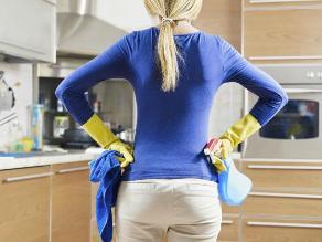 Trabajo doméstico de las mujeres equivale al 25% del PBI nacional