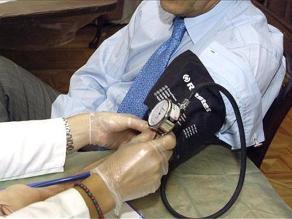 ¿Por qué razón sube la presión arterial?