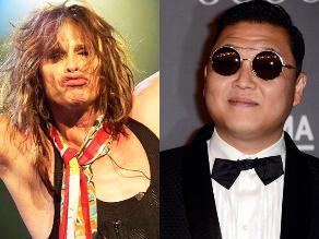 Psy anuncia dueto con Steven Tyler