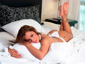 Dejaron a Larissa Riquelme por subir de peso, afirman medios argentinos