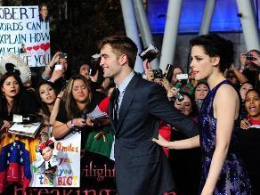 Robert Pattinson revela por qué se enamoró de Kristen Stewart