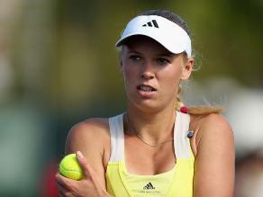Caroline Wozniacki accede a semifinales del torneo de Luxemburgo