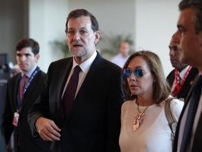Rajoy: Proyecto de recuperación de España ya da resultados